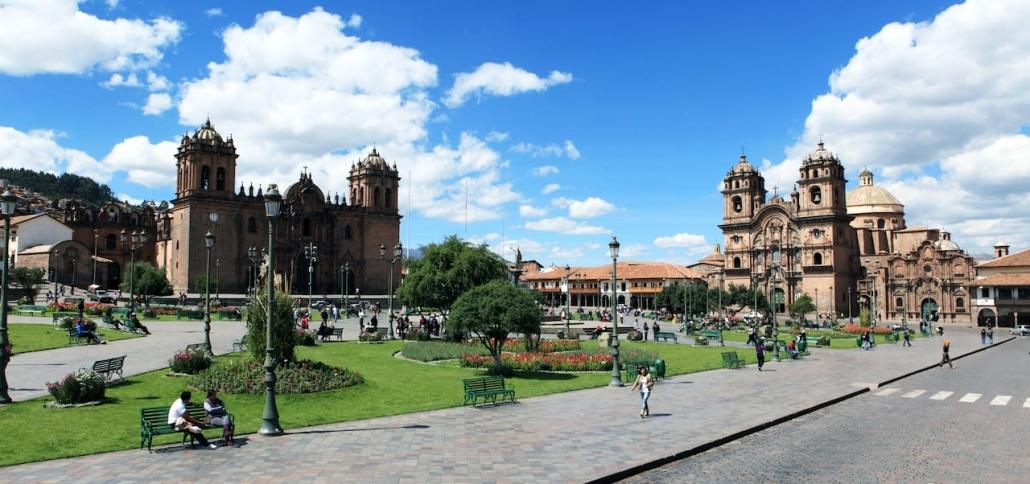 Hoogtestage @ Cuzco