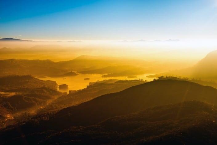 Lustrumreis Sri Lanka! - Adam's Peak