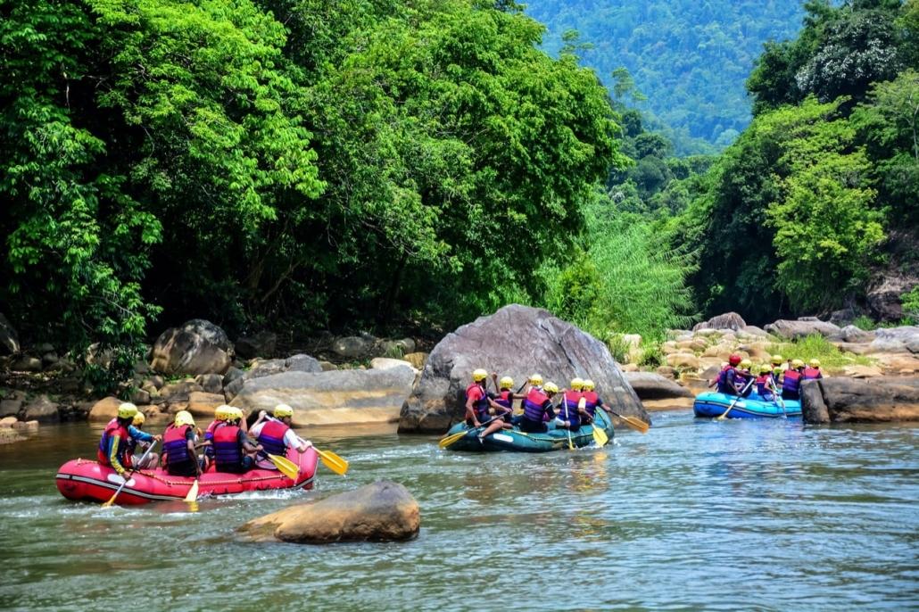 Lustrumreis Sri Lanka! - Adrenaline