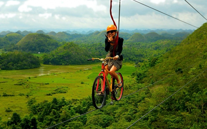 Lustrumreis Filipijnen! - Adrenaline Boost @ Bohol