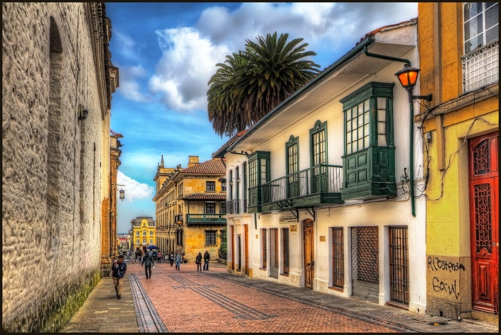 Lustrumreis Colombia! - Bogota