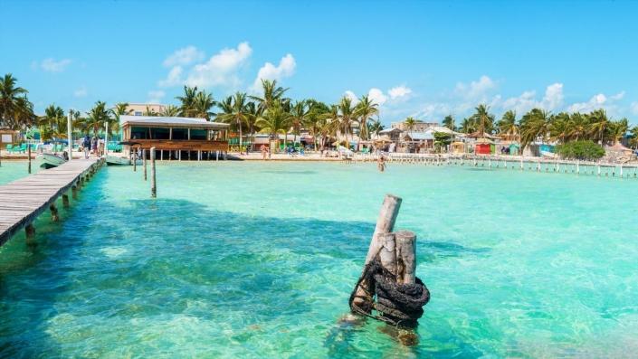 Lustrumreis Guatemala & Belize! - Caye Caulker aka Paradise