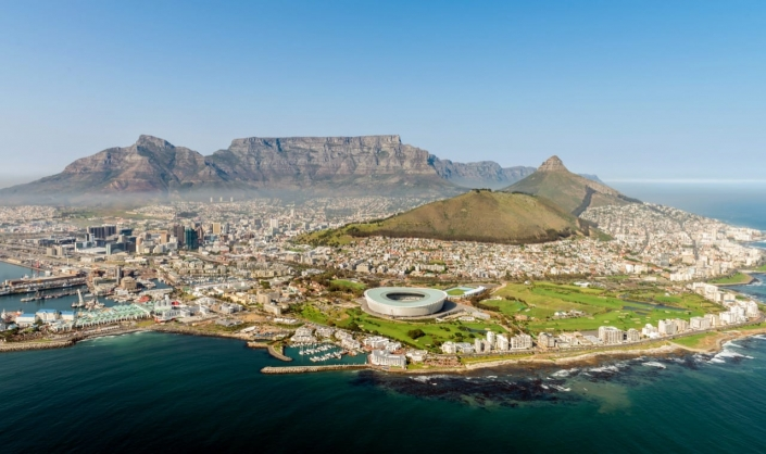 Chillen in Kaapstad