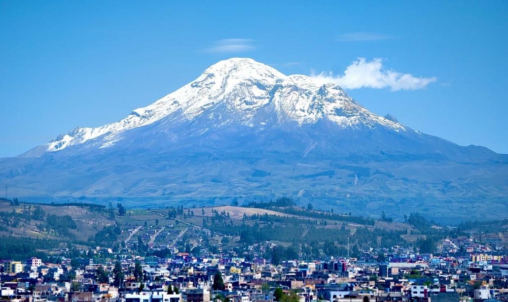 Lustrumreis Ecuador! - Chimborazo
