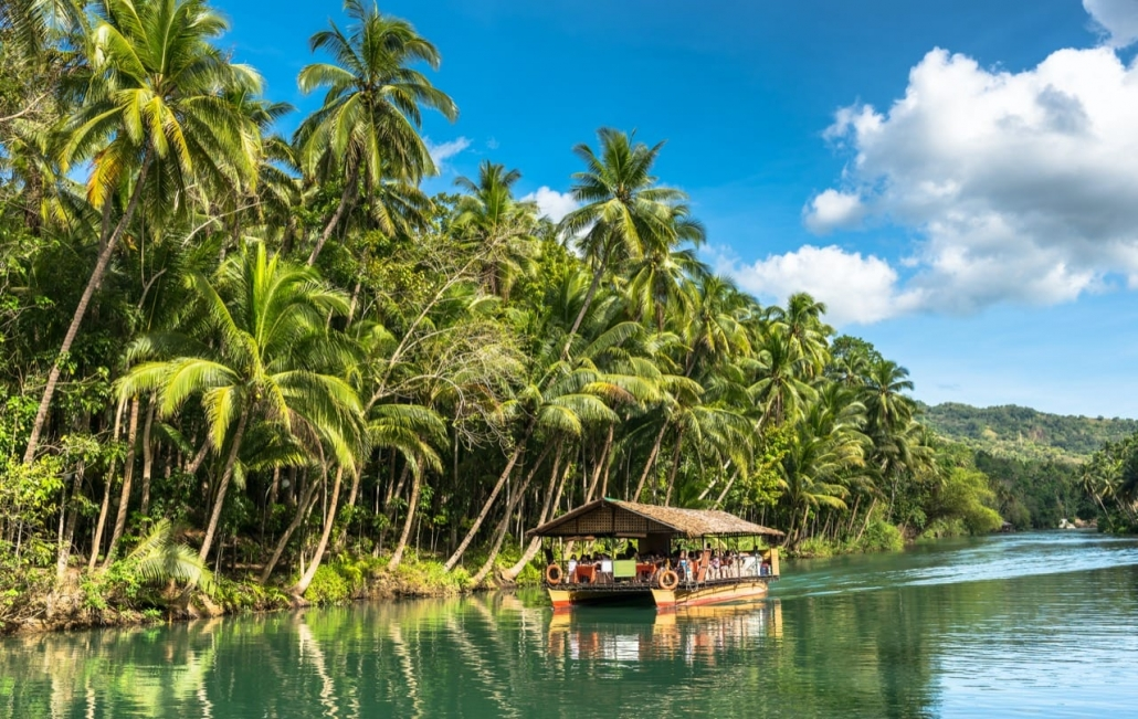 Lustrumreis Filipijnen! - Culi Cruise & Chocolate hills