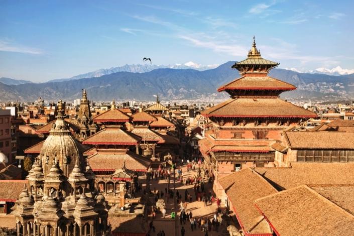 De tempel-tel kwijt - Lustrumreis Nepal!