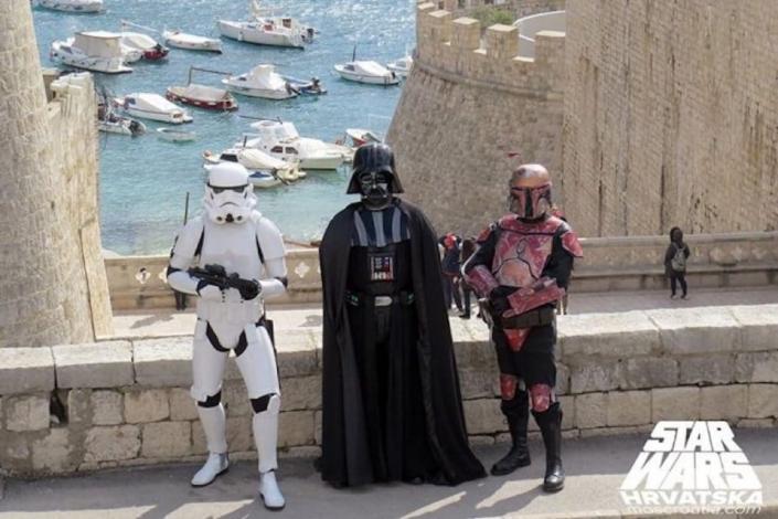 Doing Dubrovnik