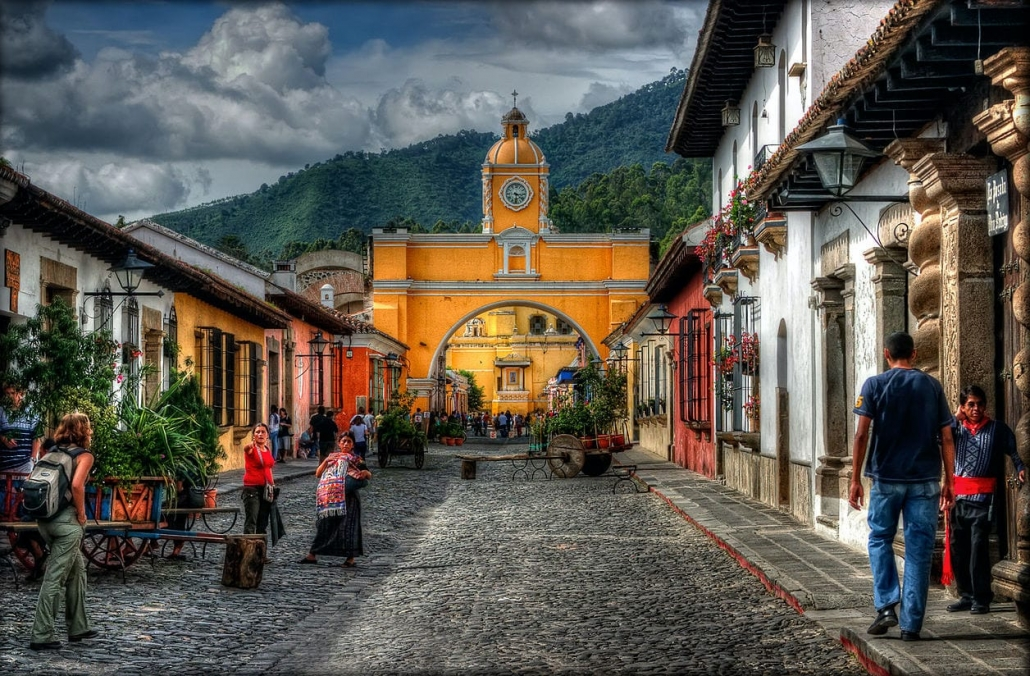 Lustrumreis Guatemala & Belize! - Good Old Antigua