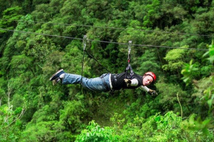 Lustrumreis naar Nicaragua - High Speed @ Lomo de Tiscape