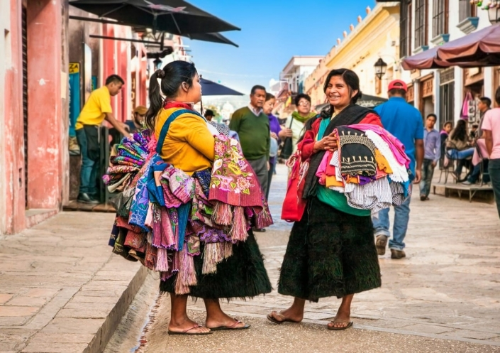 Lustrumreis Mexico! - Jaarclub eten @ San Cristobal