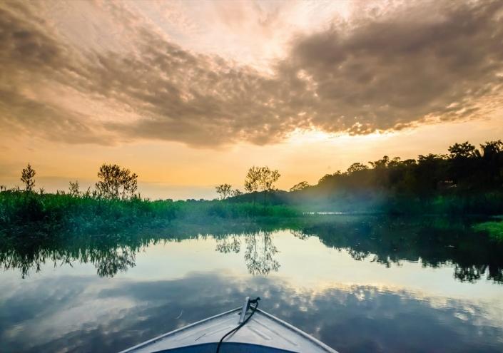 Lustrumreis Ecuador! - Jungle tracks in de Amazone