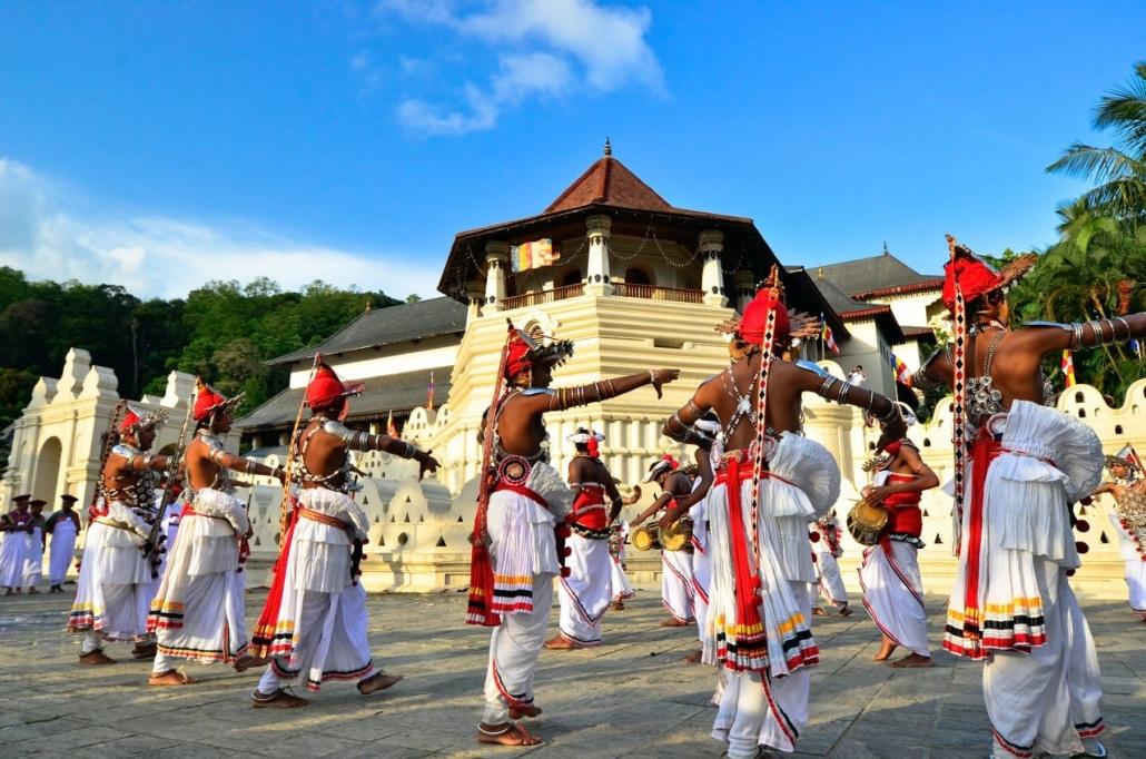 Lustrumreis Sri Lanka! - Kleurrijk Kandy