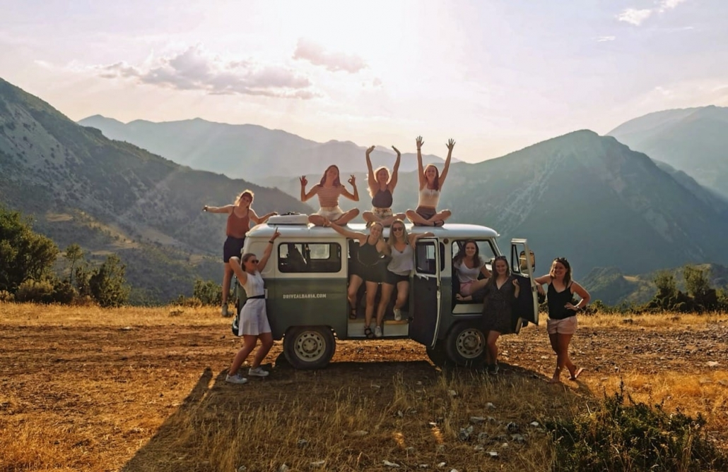 Lustrumreis Albanië! - Llogora National Park