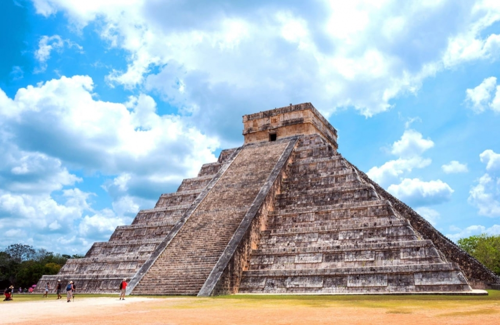 Lustrumreis Mexico! - Maya Magie @ Chichen Itza