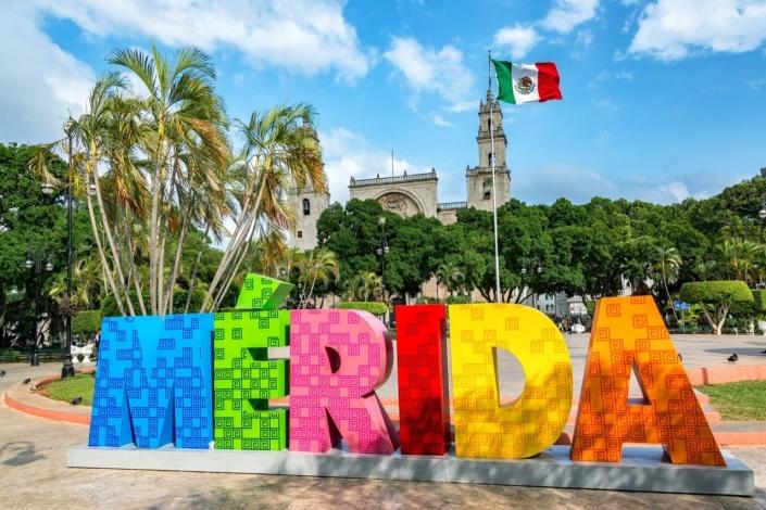 Lustrumreis Mexico! - Mooi Merida