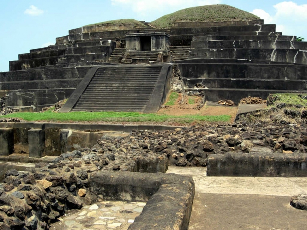 More Maya: Tazumal