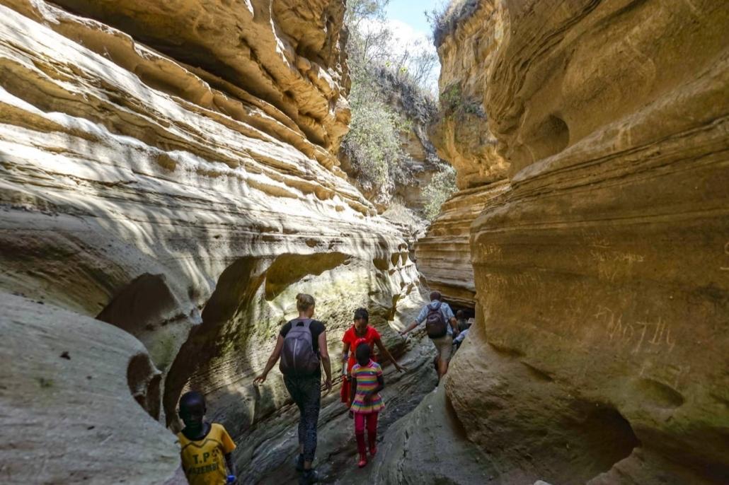 Lustrumreis naar Kenia! - Nature heaven @ Hell's Gate