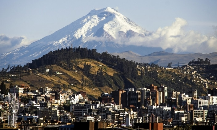Lustrumreis Ecuador! - Niet te evenaren Quito