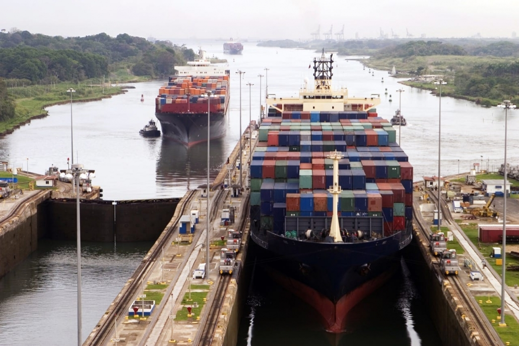 Lustrumreis naar Panama! - Panama Canal