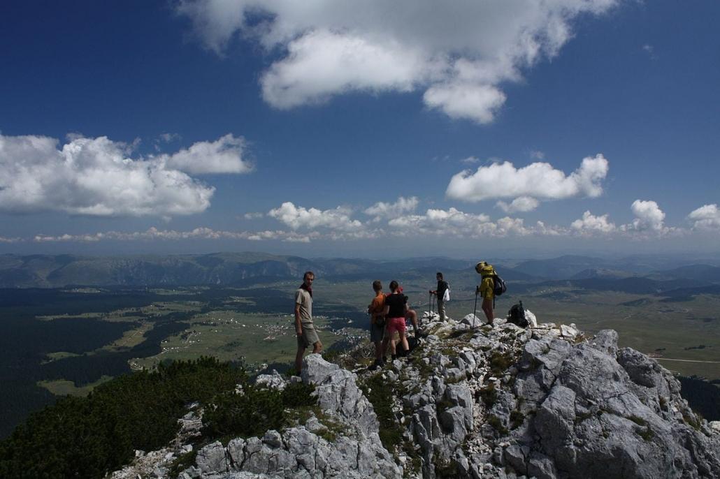 Lustrumreis Monenegro & Dubrovnik! - Pieken in Durmitor