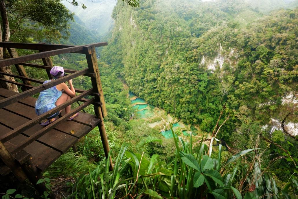 Lustrumreis Guatemala & Belize! - Spetterend Semuc Champey