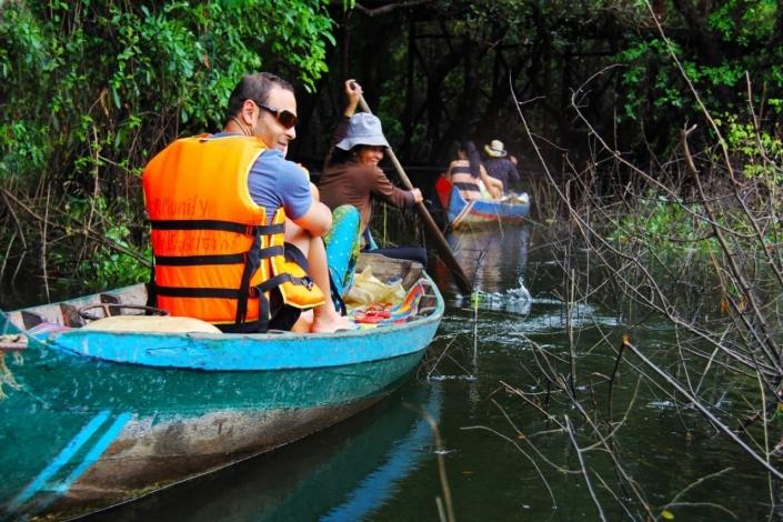 Lustrumreis Guatemala & Belize! - Sweet Rio Dulce
