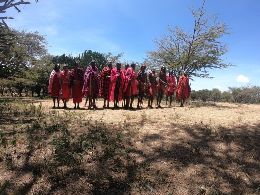 Lustrumreis naar Kenia! - Trek in een trekking