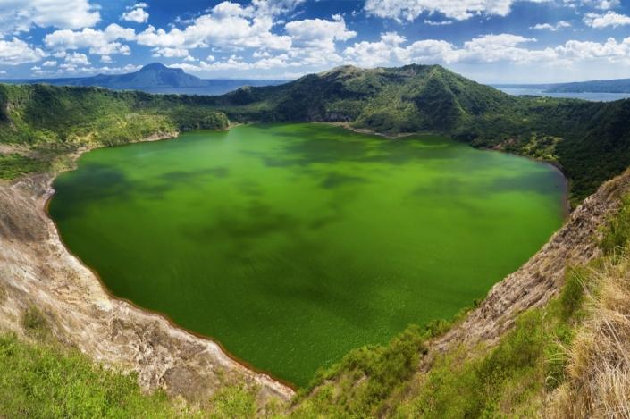Lustrumreis Filipijnen! - Volcano Island
