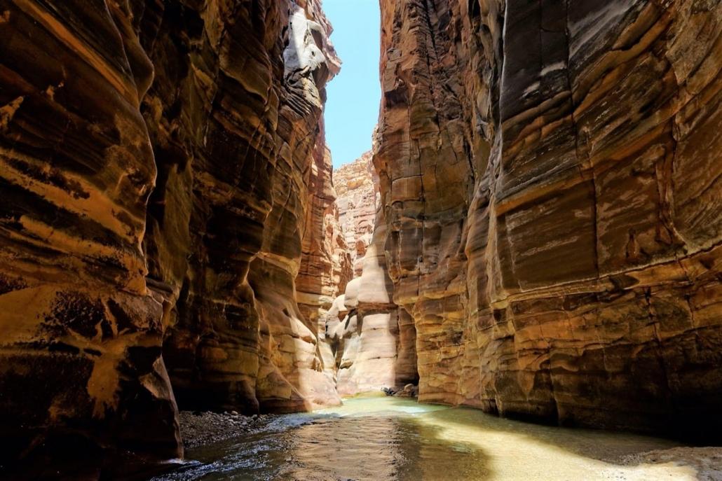Wadi Mujib Canyoning Trail