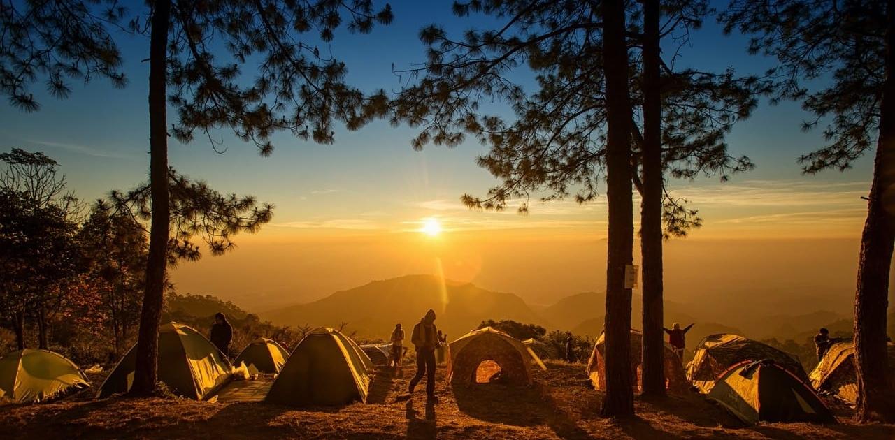 Lustrumreis Ecuador! - Wildcamp trekking