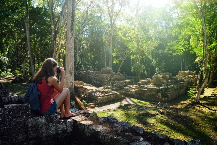 Copán ruïnes