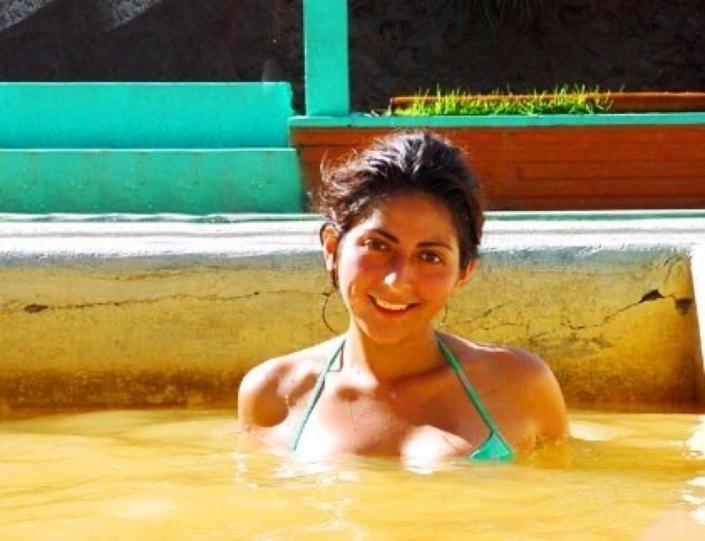 Lustrumreis Ecuador! - Feestelijk baden in Baños