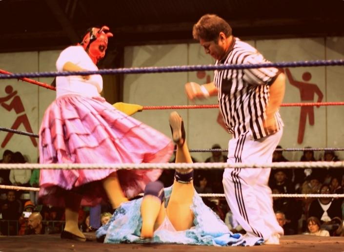 Lustrumreis Bolivia! - Fighting Cholitas