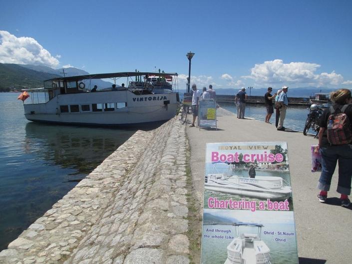 Lin Korça Ohrid: authentiek authentieker authentiekst