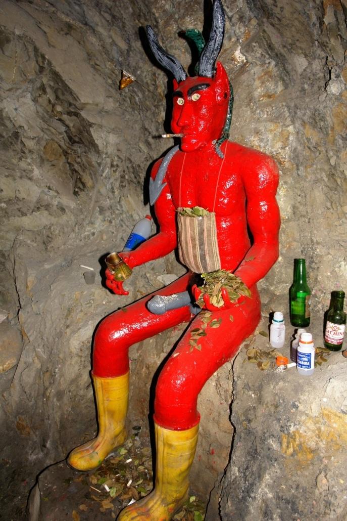 Lustrumreis Bolivia! - Ondergrondse Party @ Potosí
