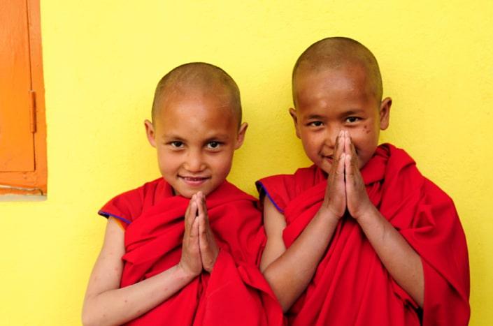 Boeddha & Bhaktapur - Lustrumreis Nepal
