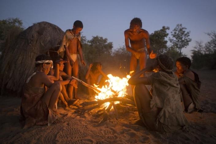 Lustrumreis Namibië - Culture shot