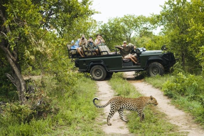 Ngorogoro National Park Big 5 - Lustrumreis Tanzania & Zanzibar!