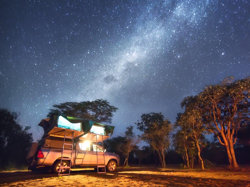 Lustrumreis Namibië - Overnight 4x4