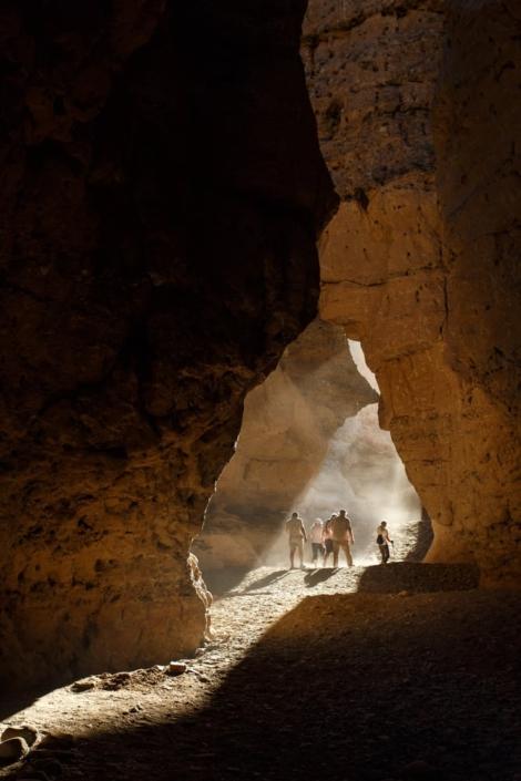 Lustrumreis Namibië - Sesriem Canyon