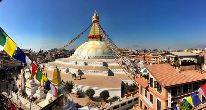 Wat? Pashupatinath en Bodhnath! Lustrumreis Nepal!