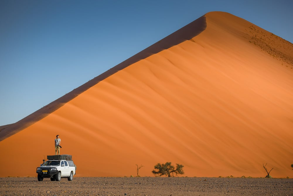 Lustrumreis Namibië