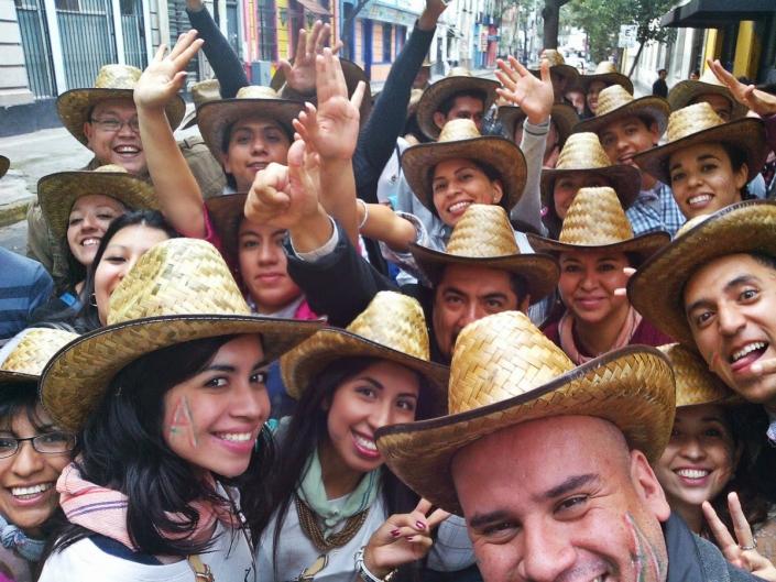 Lustrumreis Mexico - Cuidad de Mexico (City Tour)
