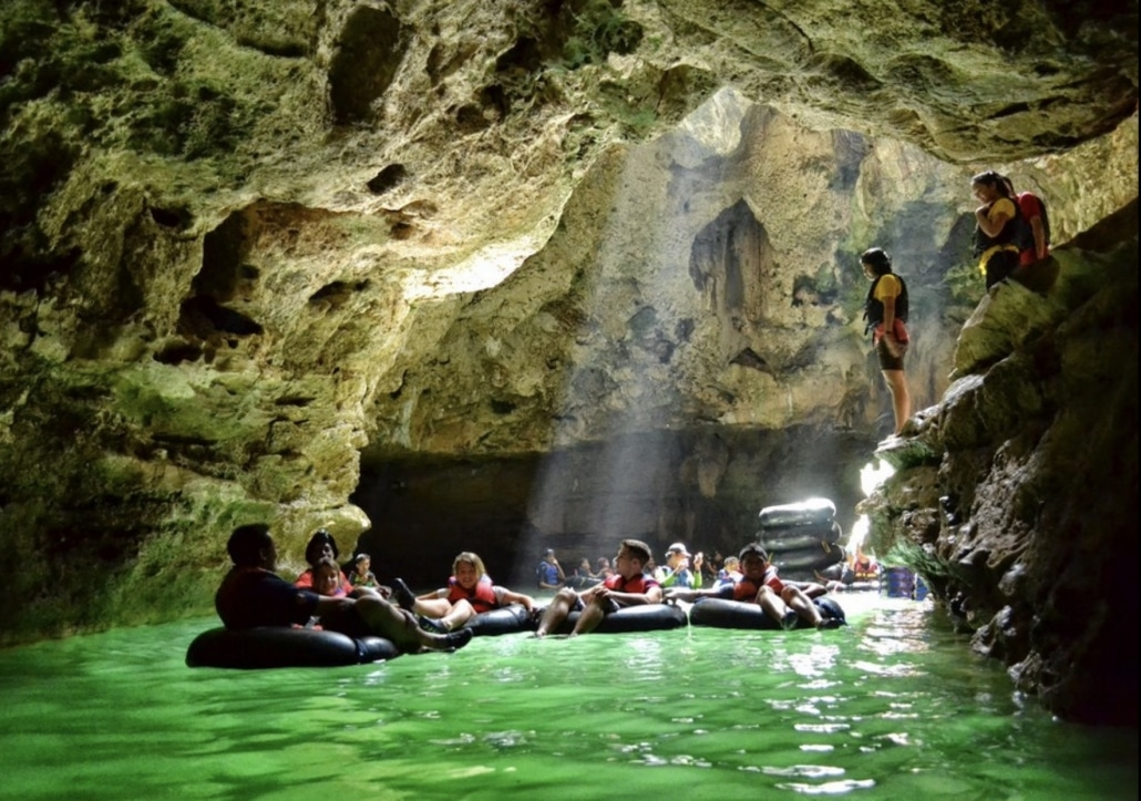 Lustrumreis Guatemala & Belize! - Outdoor @ Jaguar Creek Belize