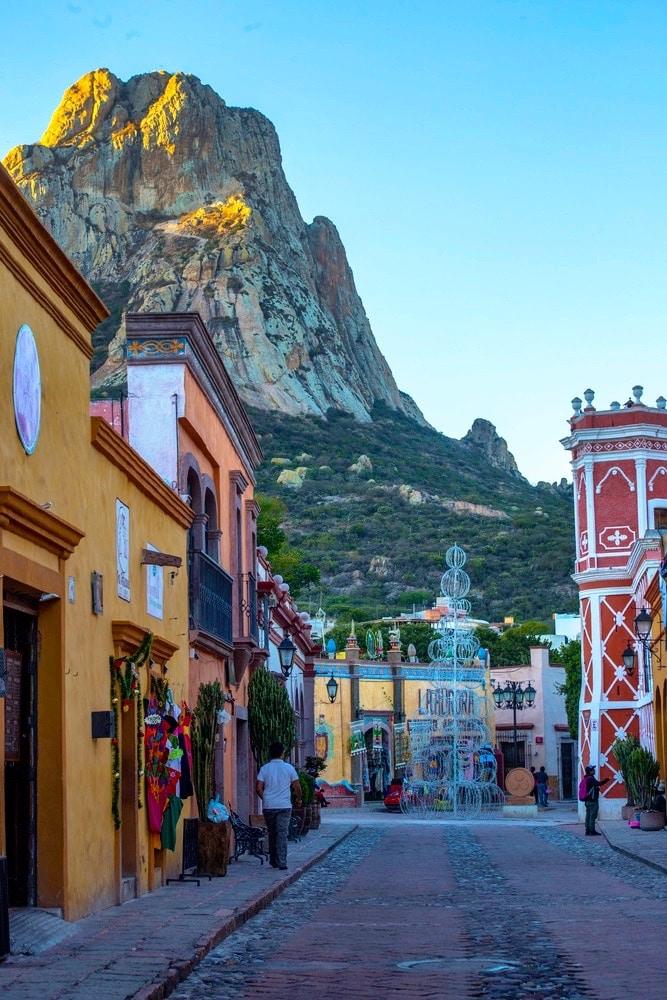 Lustrumreis Mexico - Pelgrimstocht @ Peña de Bernal