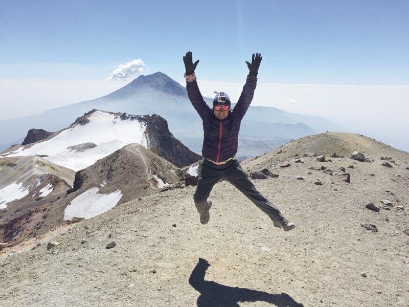 Lustrumreis Mexico - Volcano hikes