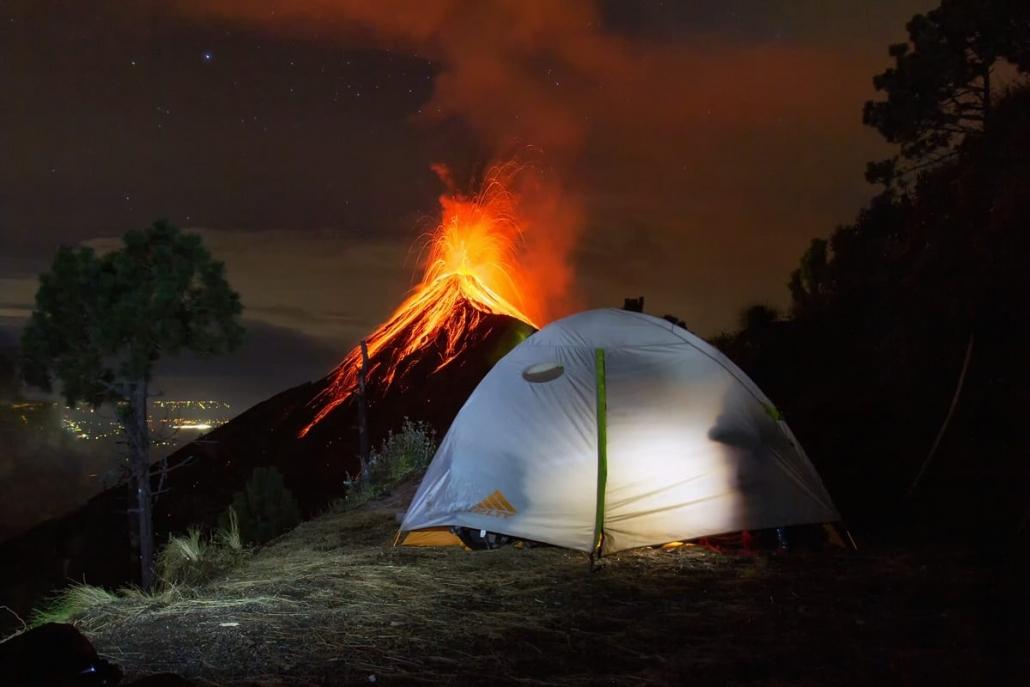 Lustrumreis Guatemala & Belize! - Vurige Vulkaanexpeditie Acatenango