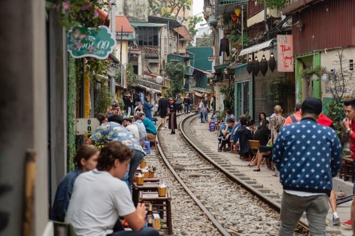 Lustrumreis Vietnam! - Comfortabele nachttreinen en saloonwagons