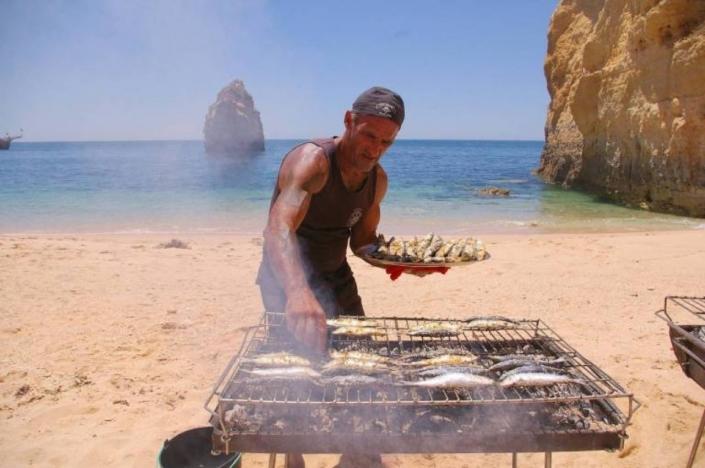 Lustrumreis naar Thailand - Beach BBQ
