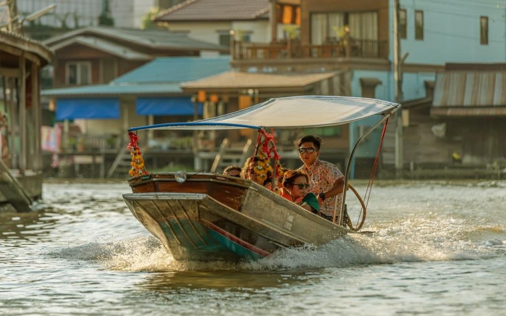 Lustrumreis naar Thailand - Bike Canaltour